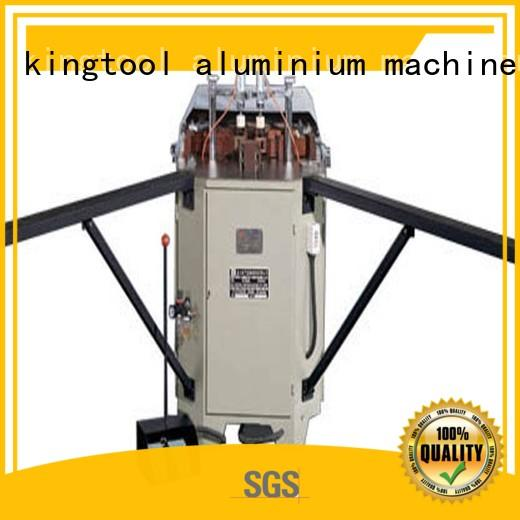 T-333D Thermal-break Al Profile Corner Crimping Machine in Heavy Duty