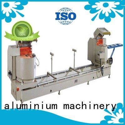 kingtool aluminium machinery Brand 2axis various aluminium cutting machine price