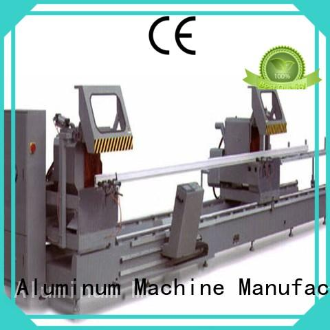 kingtool aluminium machinery al aluminium profile cutting machine for aluminum window in plant