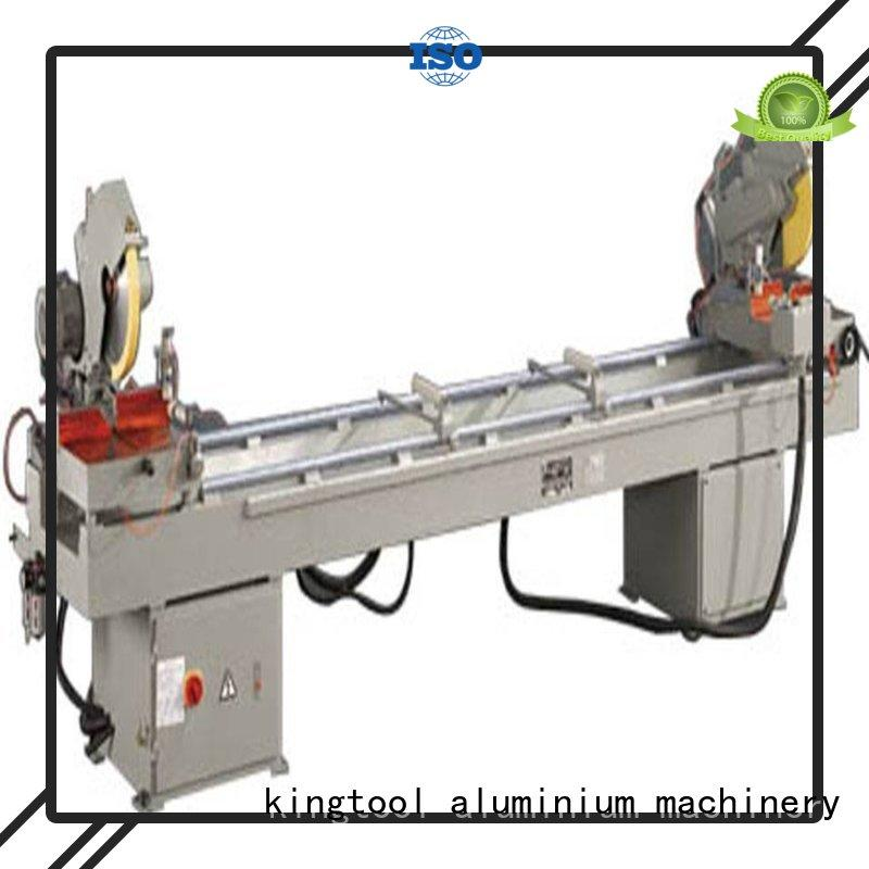 easy-operating types of cnc machine readout for plastic profile in factory