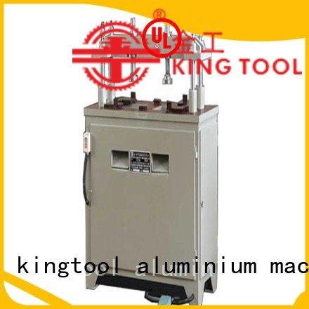 aluminium punching machine oil column kingtool aluminium machinery Brand