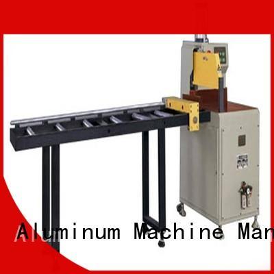 digital aluminium sheet cutting machine for aluminum curtain wall in factory kingtool aluminium machinery