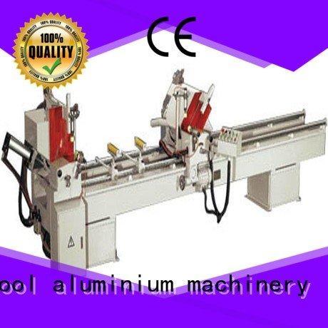 kingtool aluminium machinery cnc automatic display aluminium cutting machine price thermalbreak