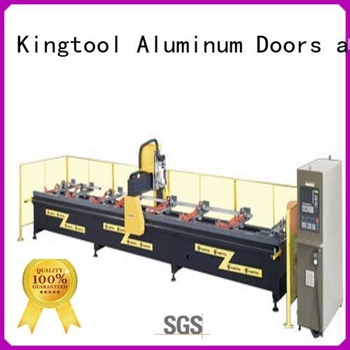 cnc router aluminum center head Bulk Buy 5axis kingtool aluminium machinery