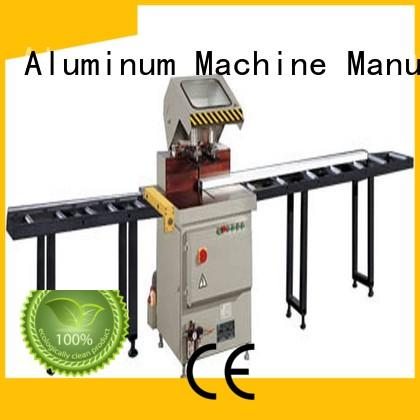 Hot aluminium cutting machine price display kingtool aluminium machinery Brand