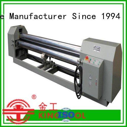 aluminium bending machine 3roller bending automatic aluminum kingtool aluminium machinery