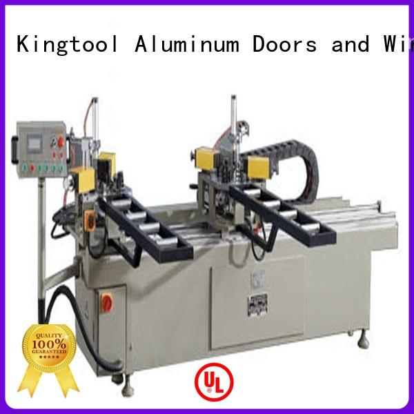corner hydraulic kingtool aluminium machinery Brand aluminium crimping machine for sale factory