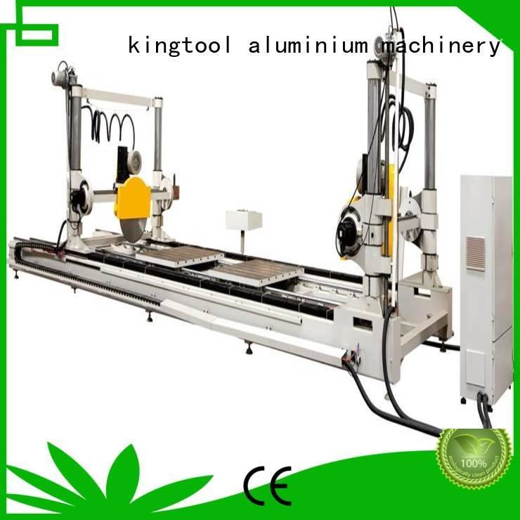 kingtool aluminium machinery aluminium router machine center cutting panel industrial