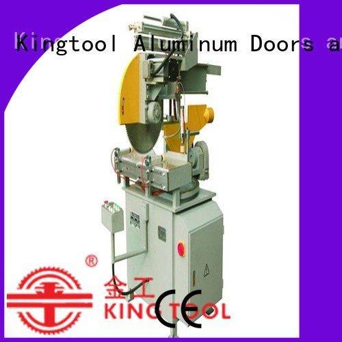 curtain manual kingtool aluminium machinery aluminium cutting machine
