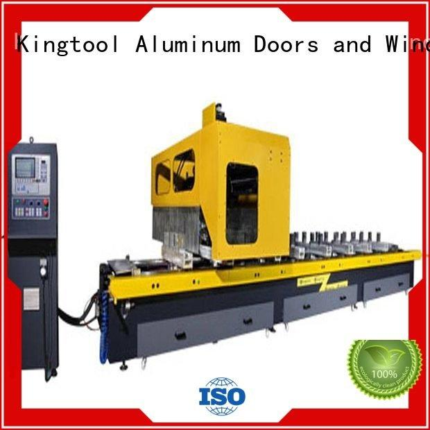 cnc router aluminum cutting aluminium router machine kingtool aluminium machinery Brand