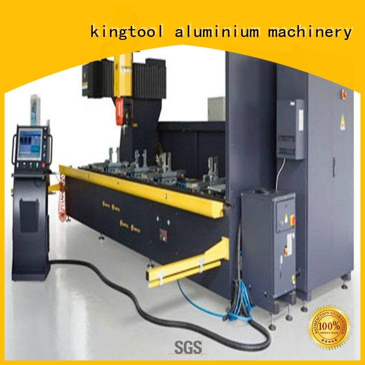 KT-5AX 5-Axis CNC Industrial Aluminum Profile Machining Center Router