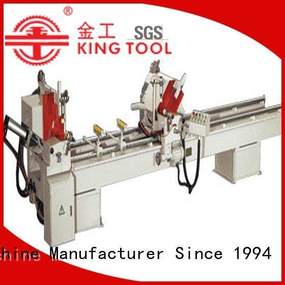 aluminium cutting machine price curtain wall aluminium cutting machine kingtool aluminium machinery Brand