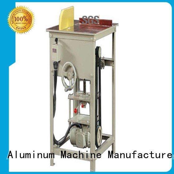 kingtool aluminium machinery angle aluminium cutting machine readout