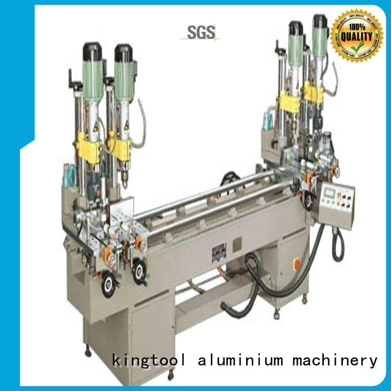 kingtool aluminium machinery material multi head drilling machine inquire now for tapping