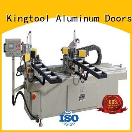 Wholesale crimping heavy aluminium crimping machine kingtool aluminium machinery Brand