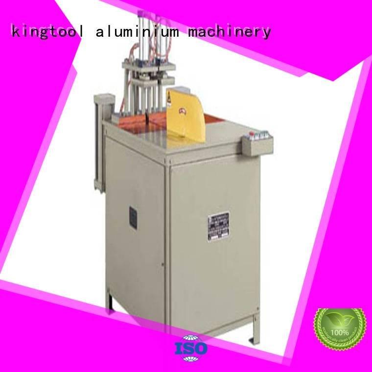 aluminium cutting machine price various type OEM aluminium cutting machine kingtool aluminium machinery