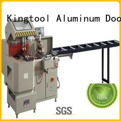 aluminium cutting machine price cutting full manual readout kingtool aluminium machinery