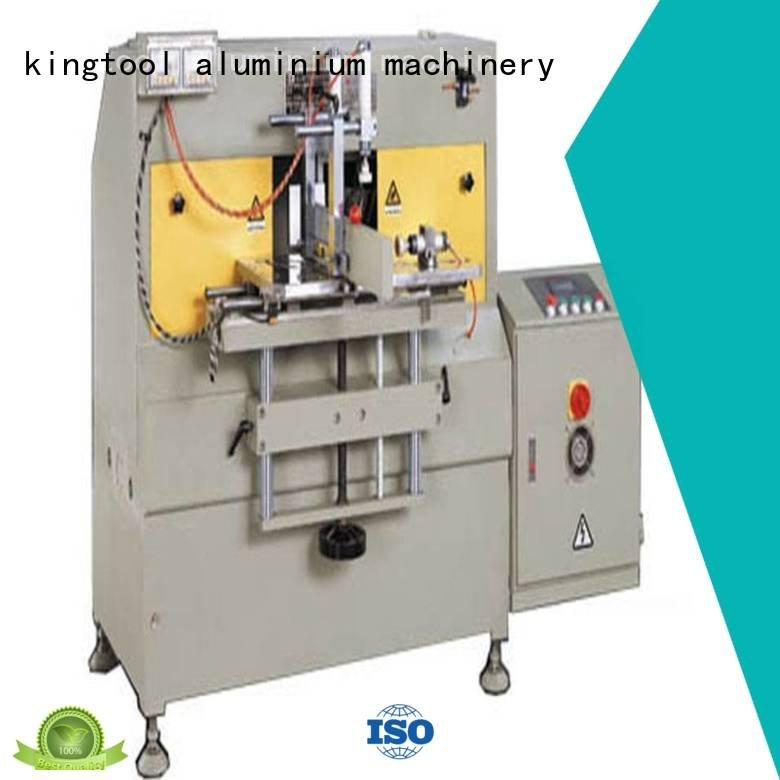 Wholesale end material cnc milling machine for sale kingtool aluminium machinery Brand