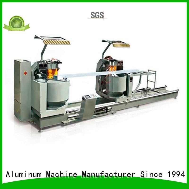 kingtool aluminium machinery Brand heavy thermalbreak aluminium cutting machine manufacture