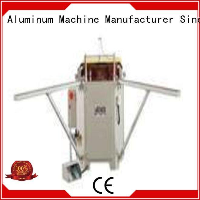 kingtool aluminium machinery Brand corner hydraulic custom aluminium crimping machine for sale