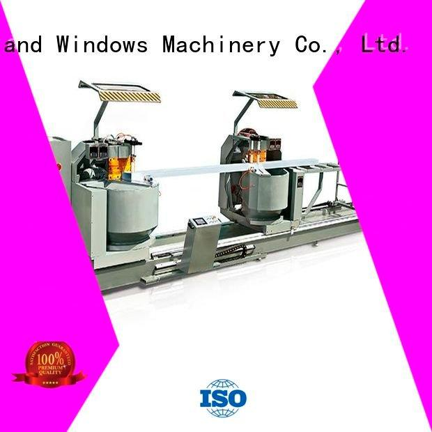 OEM aluminium cutting machine price thermalbreak full readout aluminium cutting machine