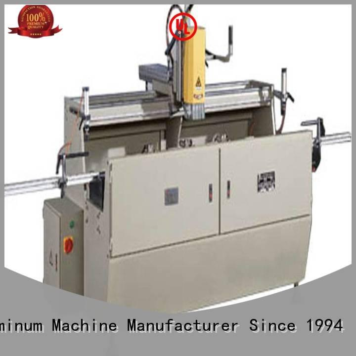 precision heavy aluminum aluminium router machine kingtool aluminium machinery