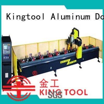 kingtool aluminium machinery aluminium head aluminium router machine 5axis machine