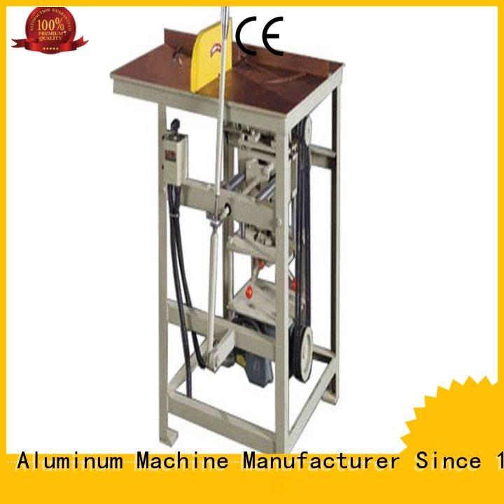 kingtool aluminium machinery readout cnc cutting machine for heat-insulating materials in plant