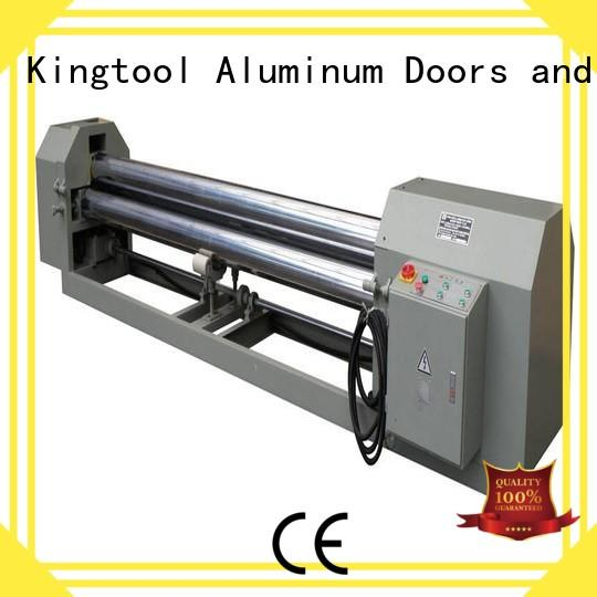 kingtool aluminium machinery easy-operating aluminum pipe bender assurance for tapping