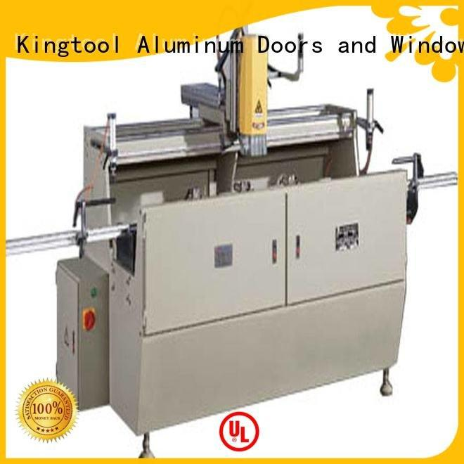 profile cnc kingtool aluminium machinery aluminium router machine