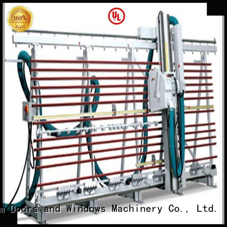 vertical aluminum cutting OEM acp sheet cutting machine kingtool aluminium machinery