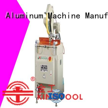 inexpensive electronic cutting machine angle for aluminum curtain wall in plant