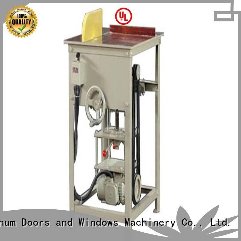 manual Quality aluminium cutting machine price kingtool aluminium machinery Brand 2axis aluminium cutting machine single saw