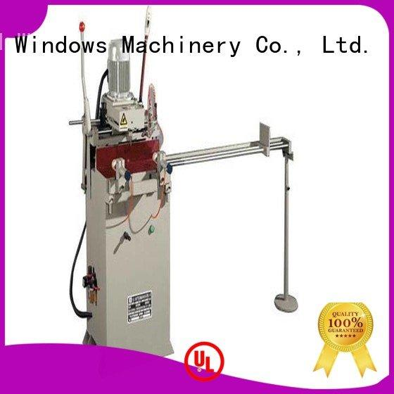 single semiautomatic heavy copy router machine kingtool aluminium machinery