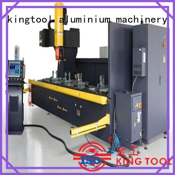 adjustable aluminium router machine machine customization for plate