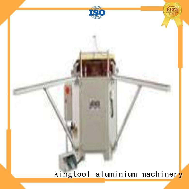 KT-333F Thermal-Break Al Profile Corner Crimping Machine in Heavy Duty