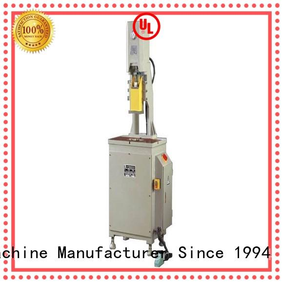 kingtool aluminium machinery eco-friendly manual aluminium punching machine free quote for engraving