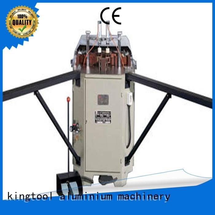 aluminium crimping machine for sale aluminum aluminium crimping machine kingtool aluminium machinery
