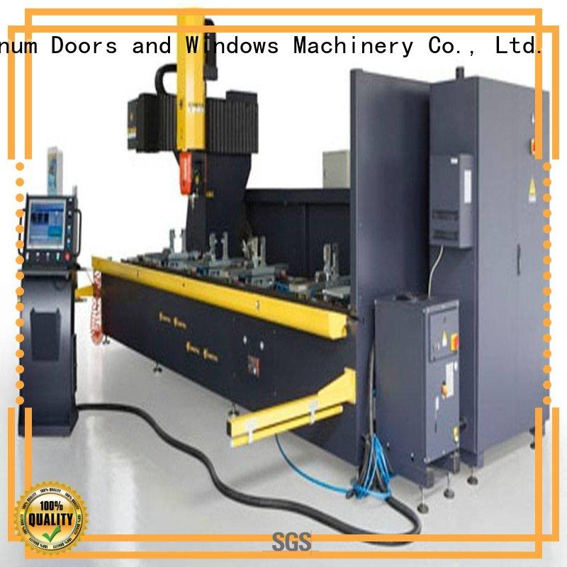 kingtool aluminium machinery precise aluminum cnc machine customization for grooving