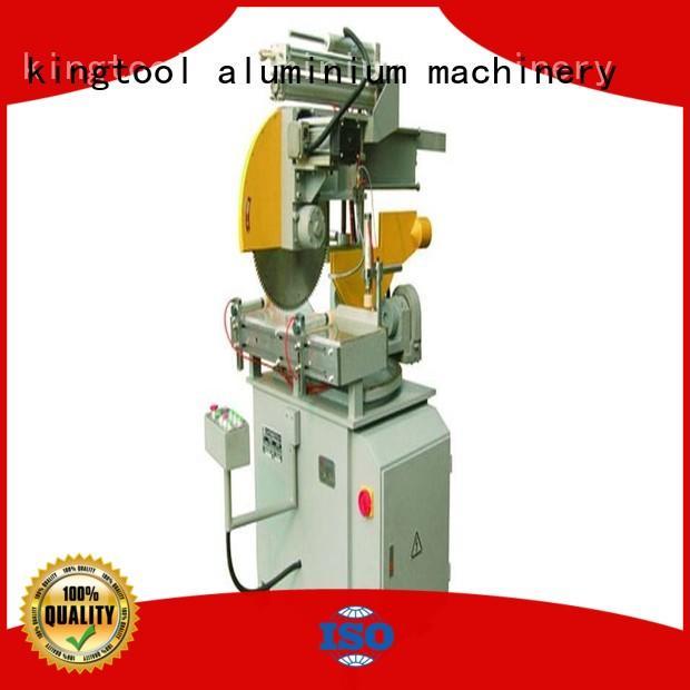 aluminium cutting machine price window multifunction kingtool aluminium machinery Brand aluminium cutting machine