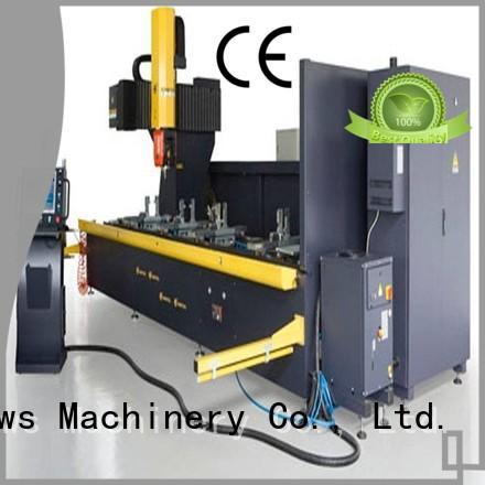 cnc router aluminum cutting industrial cnc Warranty kingtool aluminium machinery