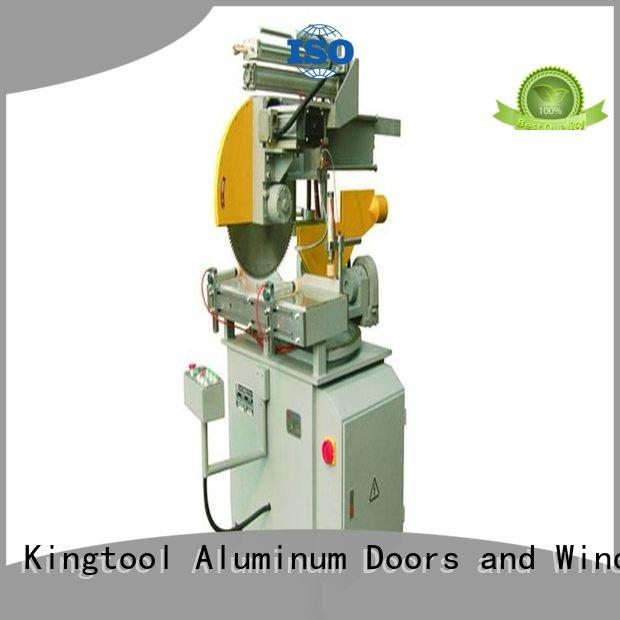 kingtool aluminium machinery Brand duty full aluminium cutting machine 45degree saw