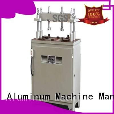 kingtool aluminium machinery machine aluminum punch order now for grooving