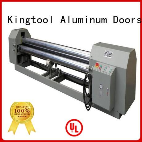 cnc automatic OEM aluminum bending machine kingtool aluminium machinery