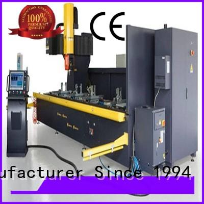 Wholesale cnc 3axis aluminium router machine kingtool aluminium machinery Brand