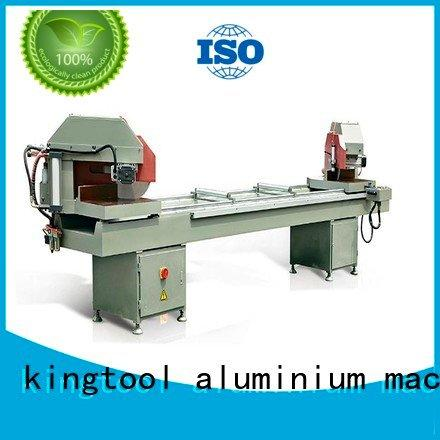 aluminium cutting machine price 45degree aluminium cutting machine kingtool aluminium machinery