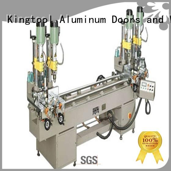 stable drilling and milling machine inquire now for steel plate kingtool aluminium machinery
