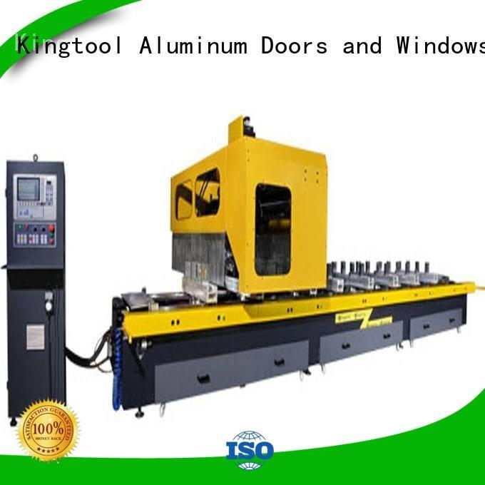 kingtool aluminium machinery Brand kt850 kt330cnc 5axis aluminium router machine cnc