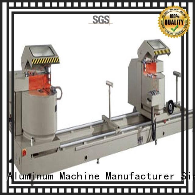 heavyduty angle aluminium cutting machine price 45degree cnc kingtool aluminium machinery Brand