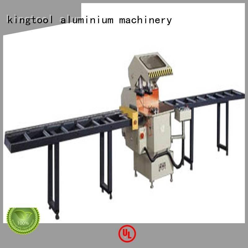 heavyduty window kingtool aluminium machinery aluminium cutting machine